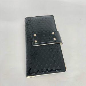 Kate Spade circle mesh wallet